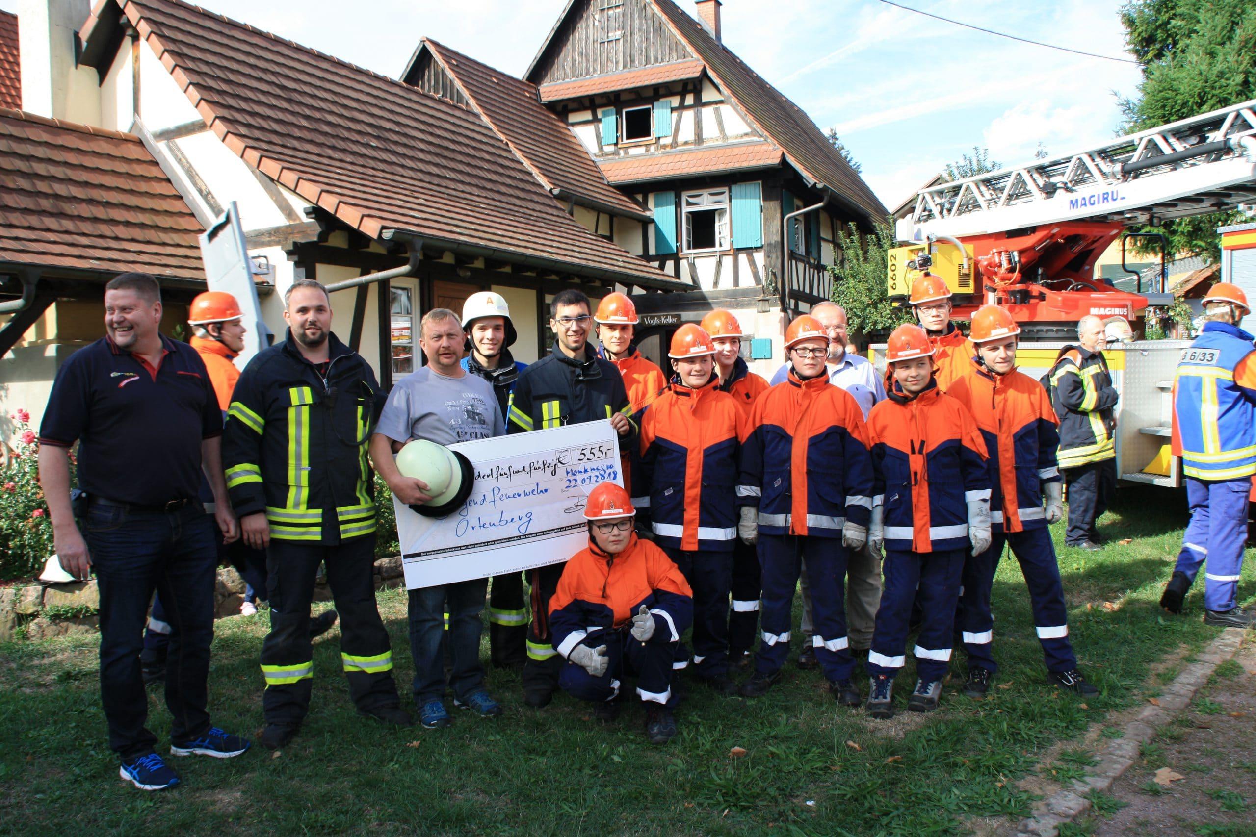 Die 150jährige Geschichte der Freiwilligen Feuerwehr Ortenberg