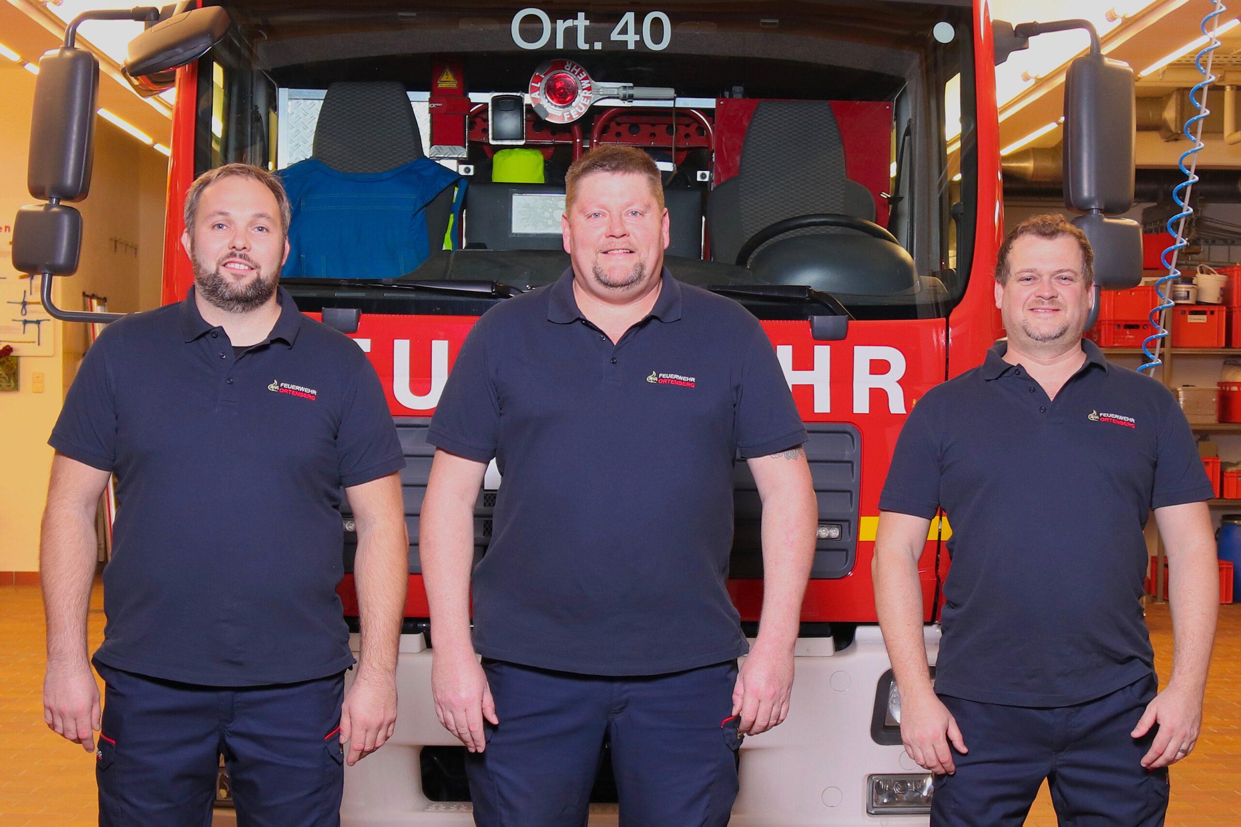 Feuerwehr Ausschuss